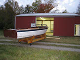 22' Chris Craft Water skiff